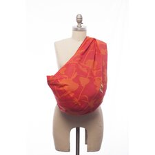 Flaming Red Baby Carrier Pouch