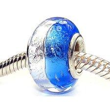 Coastal Baby Baluga Glass Bead (Set of 3)