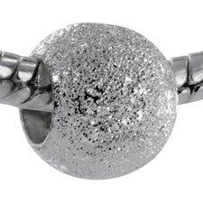 Glittering Sparkle Bead Charm