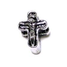 Cross Bead Charm
