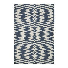 <strong>Genevieve Gorder Rugs</strong> Junction Bokrum Blue Rug