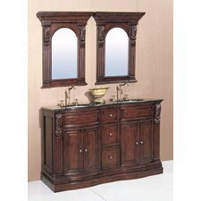 "60"" Willhelm Vanity Set"