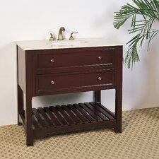 "Hatherleigh 36"" Single Chest Bathroom Vanity Set"