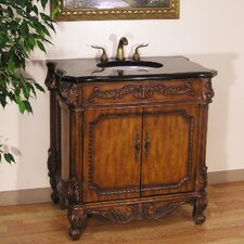 "<strong>Legion Furniture</strong> Woodbridge 36"" Sink Vanity Set"