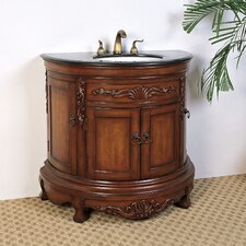 "<strong>Legion Furniture</strong> 36"" Hatherleigh Sink Chest Vanity Set"