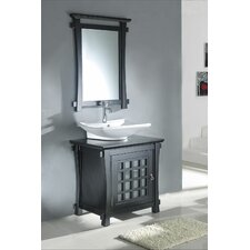 "<strong>Legion Furniture</strong> 30"" Single Bathroom Vanity Set"