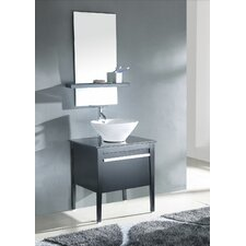 "<strong>Legion Furniture</strong> 34"" Single Bathroom Vanity Set"