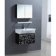 "30"" Single Bathroom Vanity Set"