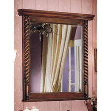 "<strong>Legion Furniture</strong> 35"" H x 33"" W Vanity Mirror"
