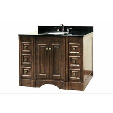 "48"" Single Sink Vanity Base with Soft Close Doors"