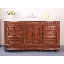 "<strong>Legion Furniture</strong> 60"" Single Sink Vanity Base"