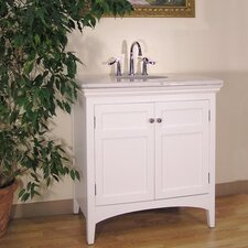 "<strong>Legion Furniture</strong> 30"" Woodbridge Sink Vanity Set"