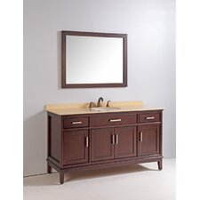 "60"" Bathroom Vanity Set"