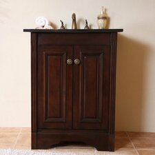 "<strong>Legion Furniture</strong> 25"" Single Bathroom Vanity Set"