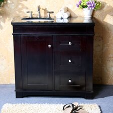 "<strong>Legion Furniture</strong> 36"" Single Bathroom Vanity Set"