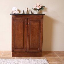 "<strong>Legion Furniture</strong> 25"" Single Bathroom Vanity Set with 2 Doors"