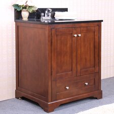 "<strong>Legion Furniture</strong> 30"" Single Sink Vanity Base"