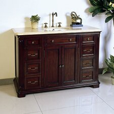 "<strong>Legion Furniture</strong> 48"" Chest Vanity Set"