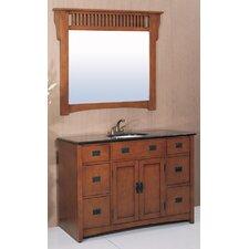"Ithaca 48"" Single Bathroom Vanity Set"