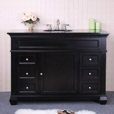 "<strong>Legion Furniture</strong> 48"" Single Bathroom Vanity Set with 4 Drawer"