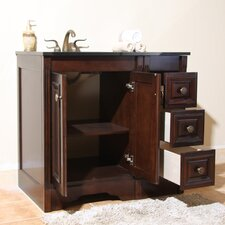 "<strong>Legion Furniture</strong> 37"" Single Vanity Set"