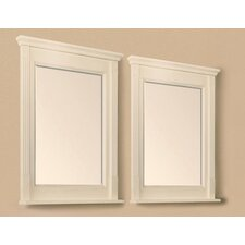 "<strong>Legion Furniture</strong> 32"" H x 30"" W Mirror (Set of 2)"
