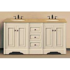 """60"""" Bathroom Vanity Set"""