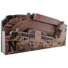 NCAA Jumbo Stadium and Display Case