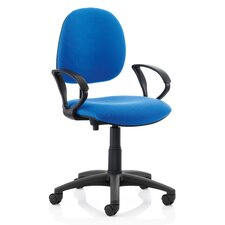 Tamper Proof Mid-Back Task Chair