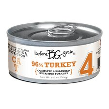 Before Grain Turkey Canned Cat Food