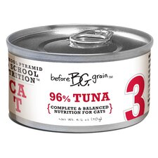 Before Grain Tuna Canned Cat Food
