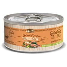 Classic Small Breed Turducken Canned Dog Food (3.2-oz, case of 24)