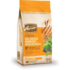Classic Adult Real Chicken, Brown Rice and Green Pea Dry Dog Food