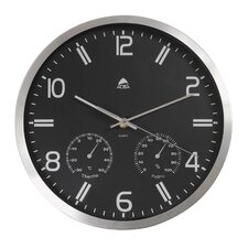 "11.8"" Weather Wall Clock"