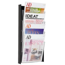 <strong>Alba</strong> 4 Pocket Wall Document Display