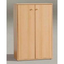 Tempra 2 Shelf Storage Cabinet