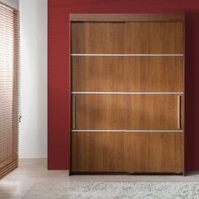Napoli 2 Door Sliding Wardrobe