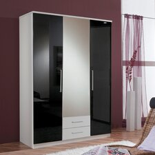Milano 3 Door 2 Drawer Wardrobe