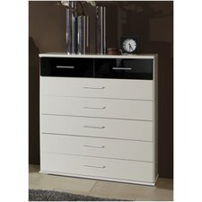 Milano Chest of 7 Drawers