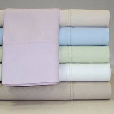 Solid Easy Care 600 Thread Count Sheet Set