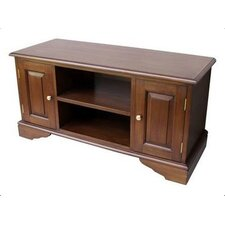 Mahogany Widescreen TV Stand