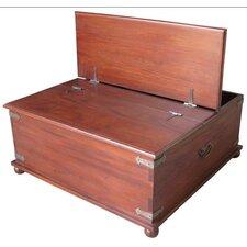Mahogany Trunk Coffee Table