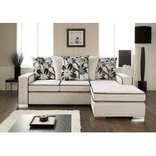 Natalia 3 Seater Lounger Sofa