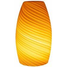 "4.73"" Glass Oval Pendant Shade"