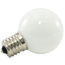 Frosted 120-Volt (2700K) LED Light Bulb (Set of 25)