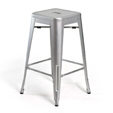 "Industrial Classics Galaxy 26"" Bar Stool (Set of 2)"