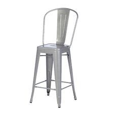 "Industrial Classics Garvin 26"" Bar Stool (Set of 2)"