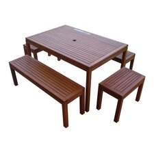Coco Dining Table Set