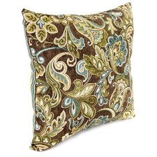 Square Toss Polyester Pillow