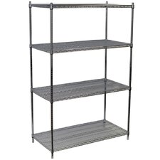 Four Shelf Shelving Unit Starter